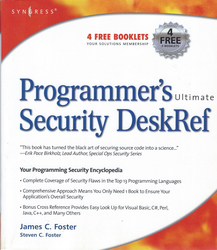 Programmer's Security DeskRef