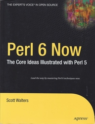 Perl 6 Now